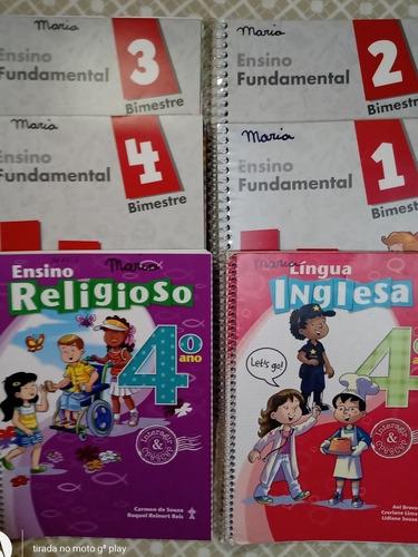 Livros Educação Adventista 4° Ano