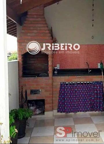 Imagem 1 de 17 de Casa Em Condomínio Para Venda 3 Dormitórios, 2 Vagas, Terraço Gourmet Churrasqueira Em Parque Vitória São Paulo-sp - 118194