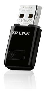 Tp-link Mini Adaptador Usb Inalámbrico N De 300mbps