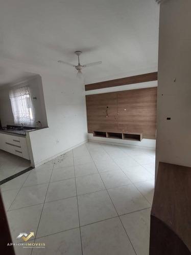 Cobertura À Venda, 100 M² Por R$ 350.000,00 - Vila Helena - Santo André/sp - Co0894