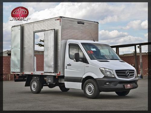 Imagem 1 de 14 de Mercedes-benz Sprinter 2.2 Cdi 313 Street Longo Com Baú