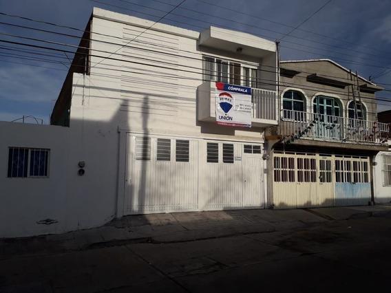 Casa En Venta En El Centro De Aguascalientes