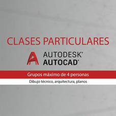 Clases Particualares De Autocad, Dibujo Tecnico, Planos