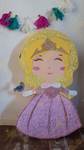 Imagen 1 de 3 de Piñatas, Infantiles Cumpleañosprincesa