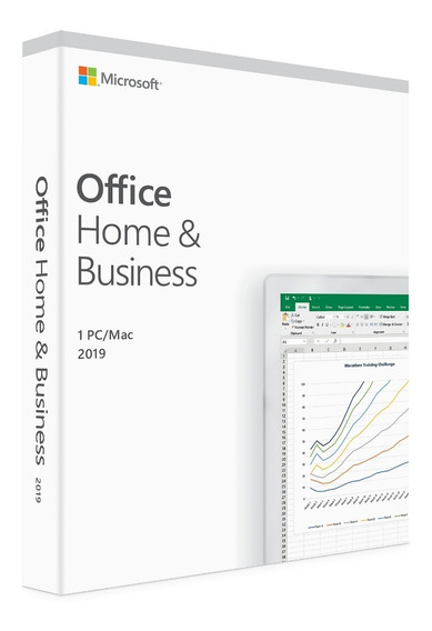 Licencia Office Home And Business 2019 Spanish Original! Box