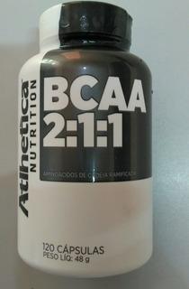Bcaa Pro Series 120 Caps Atlhetica - Promoção