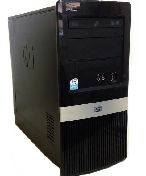 Computador Hp Dx 2390 2gb Hd 250gb Core 2 Duo Nota Fiscal Garantia A Pronta Entrega