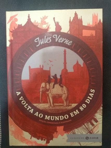 A Volta Ao Mundo Em 80 Dias, De Jules Verne