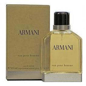 Perfume Armani Pour Homme 100ml Original