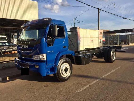 Iveco Vertis 130v18 Alemão Caminhões Itapetininga