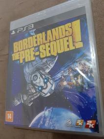 Bordelands The Pre Sequel Ps3 Midia Fisica