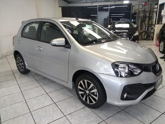 Toyota Etios 1.5 16v Xls Aut. 4p 2019