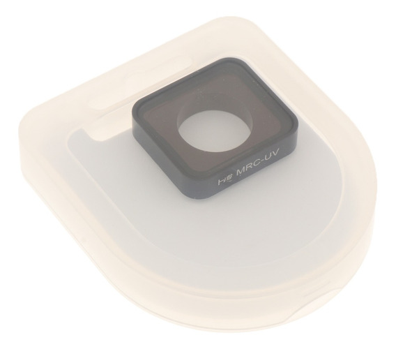 Filtro Uv Lente Substituição Cap Para Gopro Hero 5 6 7 Pro