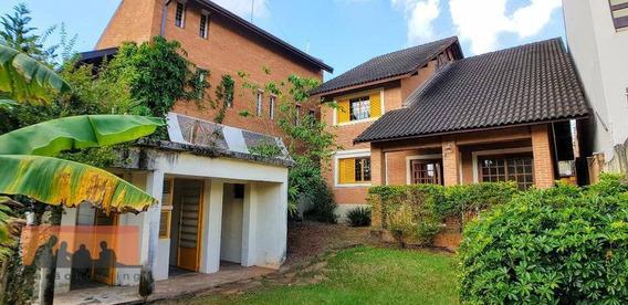 Casa Com 3 Dormitórios À Venda, 180 M² Por R$ 450.000,00 - Cidade Universitária Ii - Campinas/sp - Ca0521