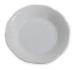 Plato Hondo Tsuji Porcelana 21 Cm Linea 1800 X 12 U