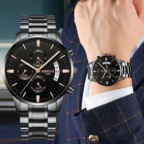 Relógio Masculino Nibosi 2309 Cronógrafo A Prova D Água