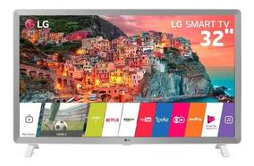 Tv 32 Led Lg Lk610bpsa - Branca, Hd, Smart Tv