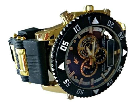 Relógio Masculino Grande Barato Marca Famosa- Super Promoção