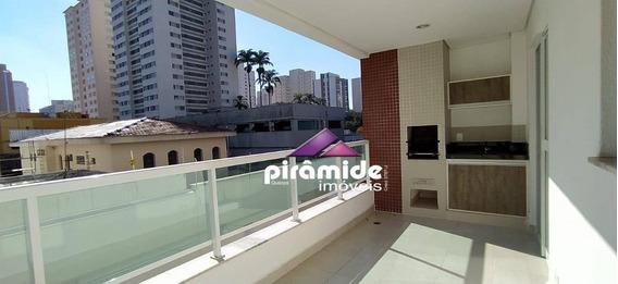 Apartamento Com 2 Dormitórios, 72 M² - Venda Por R$ 477.000,00 Ou Aluguel Por R$ 1.900,00/mês - Vila Adyana - São José Dos Campos/sp - Ap12240
