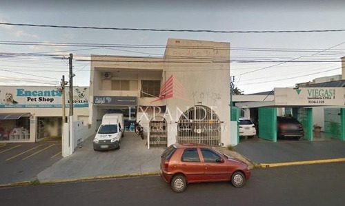 Prédio No Bairro Centro - Pr004