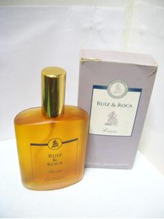Antiguo Perfume Ruiz Y Roca X 100 Ml Nº 5 Original No Envio