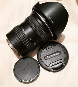 Lente Tokina 11-16mm Canon