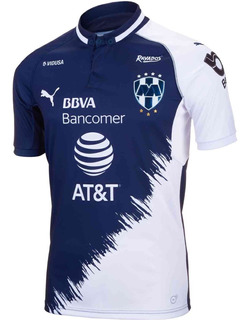 Jersey Rayados De Monterrey Alternativa 2019 Original