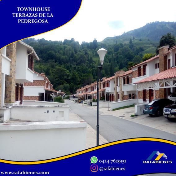 Townhouse Terrazas De La Pedregosa Merida, Venezuela.