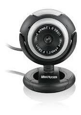 Webcam 16 Mega Pixel Com Microfone Usb Alta Definição