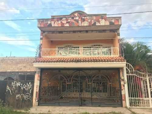 Casa En Venta En Tonalá Colonia Albatros