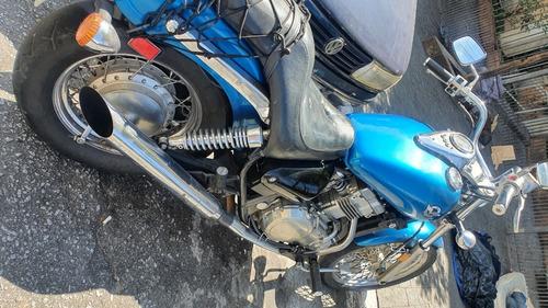 Imagem 1 de 2 de Motocicleta  Kawasaki  500 En