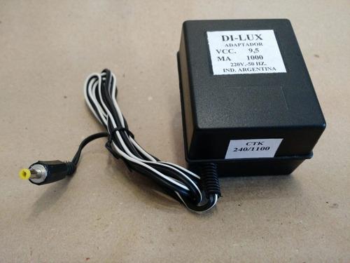 Imagen 1 de 7 de Fuente Para Teclado Casio Ctk Modelo  9v