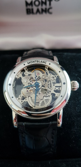 Relógio Montblanc Skeleton Star Edição Limitada 333