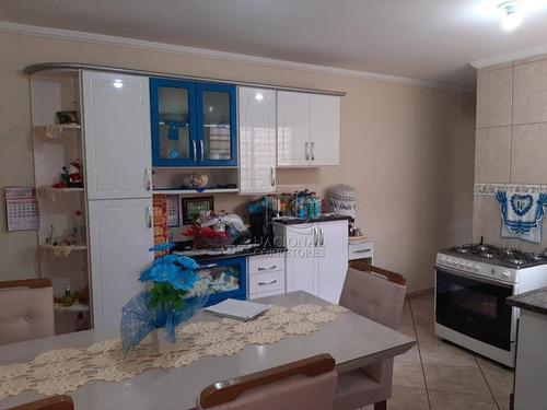Casa À Venda, 90 M² Por R$ 470.000,00 - Parque Novo Oratório - Santo André/sp - Ca3153
