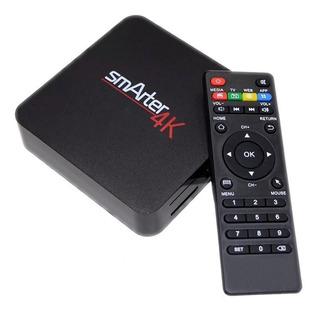 Smart Tv Convertidor Android Tv Box 7 Netflix Hdmi 4k Cable