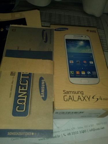Caixa Manual Samsung S4 Mini