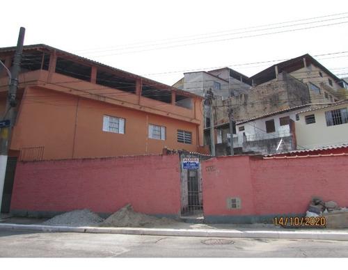 Imagem 1 de 7 de Casa Para Alugar No Cangaíba - Ca00256 - 68678621