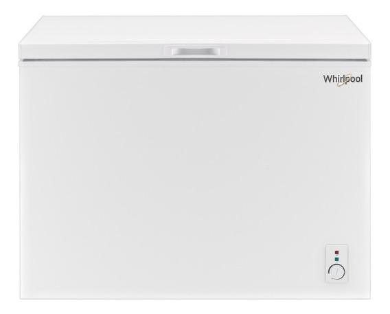 Congelador Horizontal Dual Whirlpool Wha30abtww 300 Litros