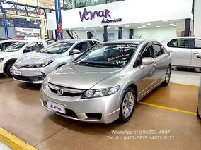 Honda Civic Lxl 1.8 Flex Autom.