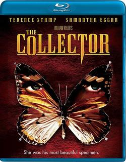 Blu-ray The Collector / El Coleccionista (1965)