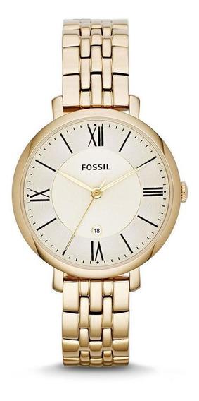 Relógio Fossil Feminino Jacqueline - Es3434/4xn