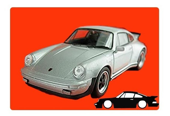 Porsche 911 Turbo Autos Clásicos Clarín Con Fascículo Nuevo