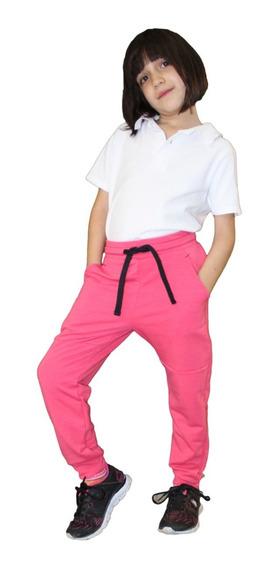 Pants Jogger Para Niña Corte Fit Ajusta Perfecto
