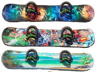 Sandboard Tablas Para Deslizarse En La Arena