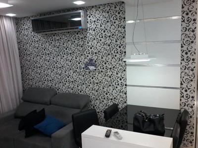 Apartamento A Venda No Bairro Residencial Macedo Teles I Em - 2017019-1