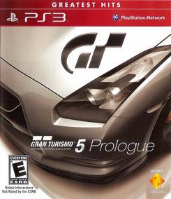 Jogo Gran Turismo 5 Prologue Ps3 Corrida Carro Frete Grátis