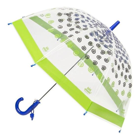 Guarda-chuva Kidsplash Verde
