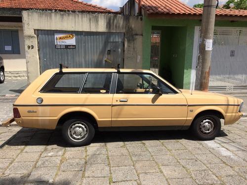 Ford Belina Ii 1.6 1979