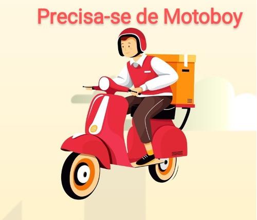 Imagem 1 de 1 de Precisa-se De Motoboy