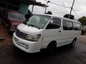Brilliance Minibus Minibus 15 Pasajeros